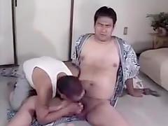 Chubby sex scene...
