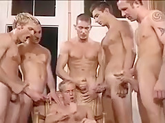 Is gangbang slut...