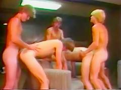Vintage 5 guy orgy...