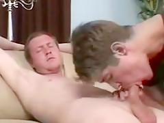Redhead str8 guy fucks twink bareback...