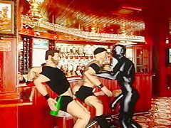 Funny 3 porn macho mans adventure continues...