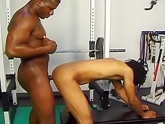 Sexy musclemen...