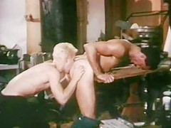 Crazy male pornstar in hottest daddies masturbation video...
