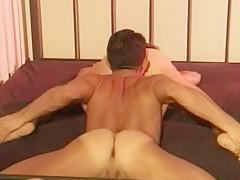 Pornstars seth black and paul morgan masturbation...