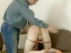 Takes his punishment hd...