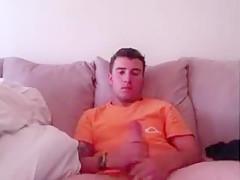 Hot tattooed huge fat on webcam...