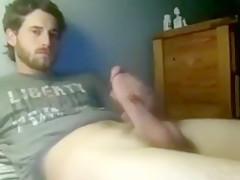 Boyfriend material cock cums...