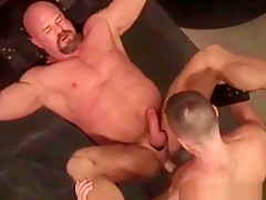 Buff getting fucked hard in the ass...