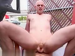 Short public sex...