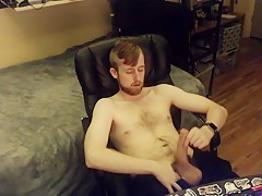 24yo canadian dick jerk off and chest young...