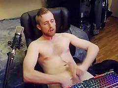 Frat college stud web cam...
