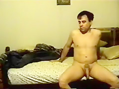 Nude waking up...