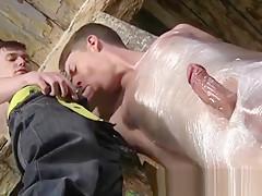 Bondage xxx cum and horny guy sean...