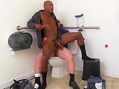 Nice guys black chubby the hr meeting...