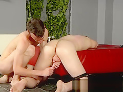 Male massage hot twink fuck his duddy tube...