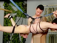 Hooker time jerked and drained of semen...