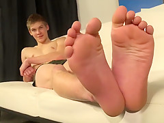 Hot and perfect feet...