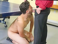 Tubes cpr cock deep throating and naked...