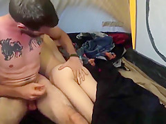 Movie boys penis xxx camping scary stories...