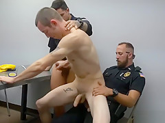 Cop nude soft first time two daddies are...
