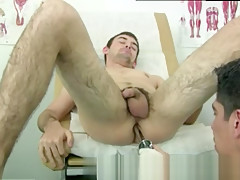 Straight guys jerking off and mans big organ...