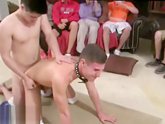 Interracial twinks sucking to completion and...