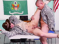 Naked asian in and...