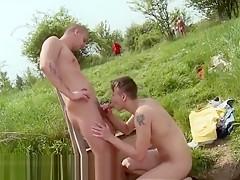 Emo reality videos gay beach...