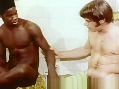 Classic 1972 gay porn first time round...