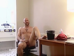 Gay solo xxx free time kinky fuckers play...