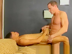 Twinks love licking ass and balls of negro...