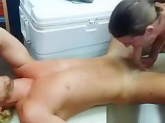 Male sucks straight xxx blonde muscle surfer man...