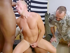 Naked ginger gay staff sergeant knows what is...
