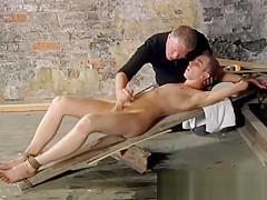 Bondage gay there lot that sebastian kane likes...