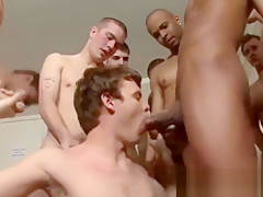 Hardcore making someone cry huge cock...