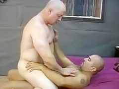 Muscled drill their asses bareback...