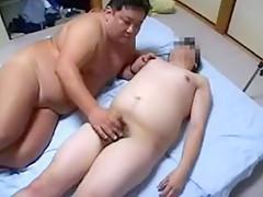Couple having fun...