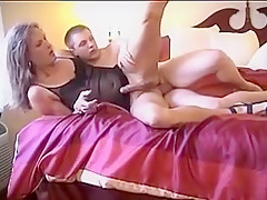 Cd shows her fan a great time with...