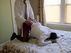 Two office mature guys bang one another...