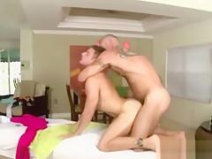 To orgasm...