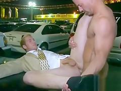 Sucks muscle gay studs big dick...