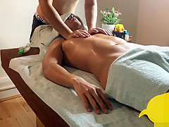 Nude massage for men