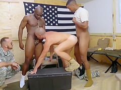 Naked fake staff sergeant knows what is...