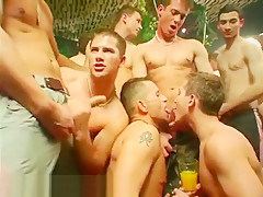 Sex shaved gay guy twinks using dick enlarger...
