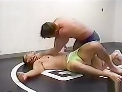 Crazy adult wrestling hottest ever seen...