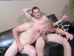 Young with erection gay experimenting a little connor...