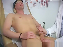 Gay erection for doctor emo exam however he...
