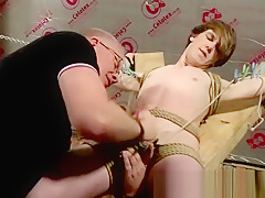 Twink bondage going dry blowjob gifs xxx another...