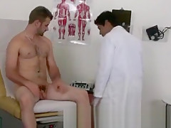 Male physical i took his vitals and he...