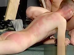Self male bondage in woods boy fed hard...